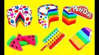 Gelato di Pongo,Pongo,Plastilina, Plastilina creazioni,Pongo creazioni,Play Doh italiano,Giochi