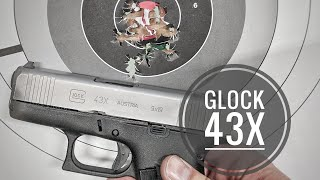 Glock 43X: Better than the G48?