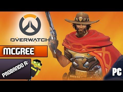 Guía Overwatch | Probando a MCGREE