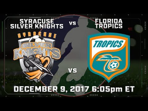 Syracuse Silver Knights vs Florida Tropics