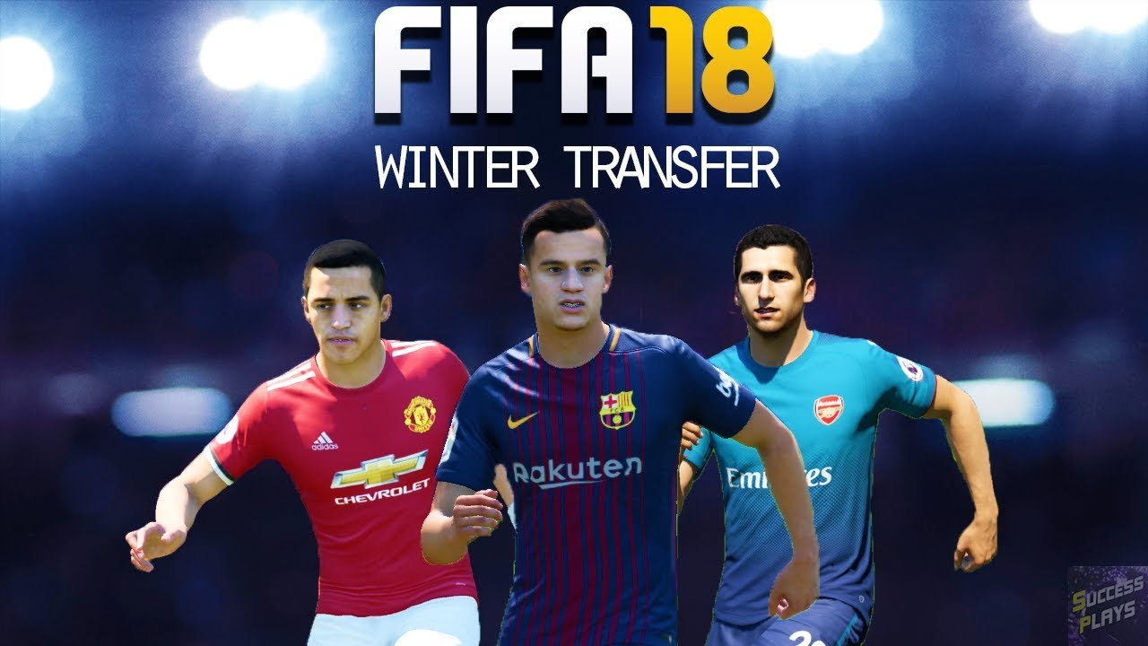 Fifa 18 Latest Squad Update Download Transfer Update Pc Winter Transfers