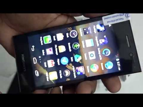 Karbonn A14 Plus Android Mobile Unboxing Video