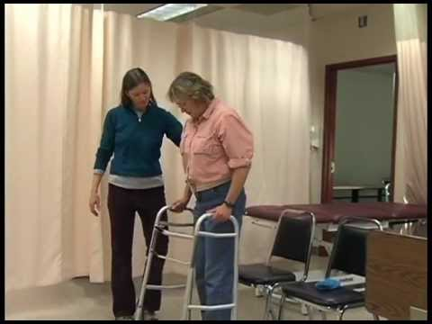 Gait Training: Physical Therapy Assistant Skills Video #2
