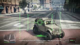 REVENTANDO CON SUPER MISILAZOS  - GTA 5 ONLINE - DLC TRAFICO DE ARMAS (GUNRUNNING)