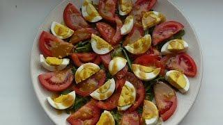 Салат на каждый день за 5 минут НЕ ДОРОГОЙ И ВКУСНЫЙ/ Salad recipe very easy/salaty