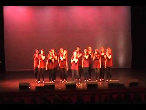Shark in the Water - The Cocktails female acapella