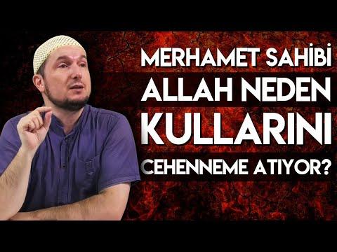 Merhamet sahibi Allah, neden kullarını Cehenneme atıyor? / Kerem Önder