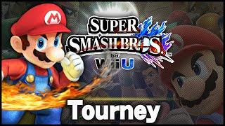 Super Smash Bros. Wii U - Tournament Mode (Mario)