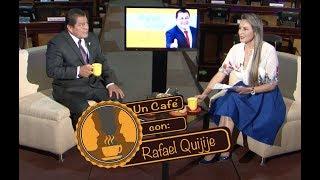 Un Café Con Rafael Quijije