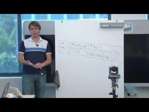 Cisco Mantl Overview with David Cheperdak