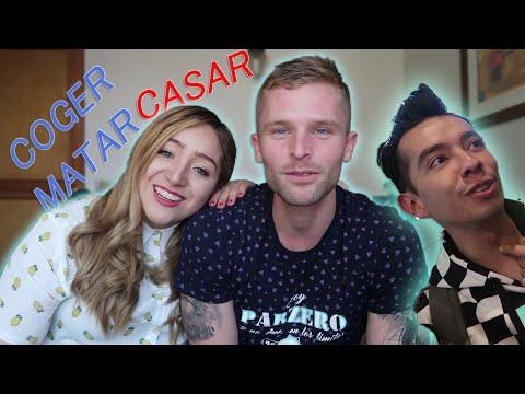 COGER MATAR O CASARSE CON YOUTUBERS FT LA MONA
