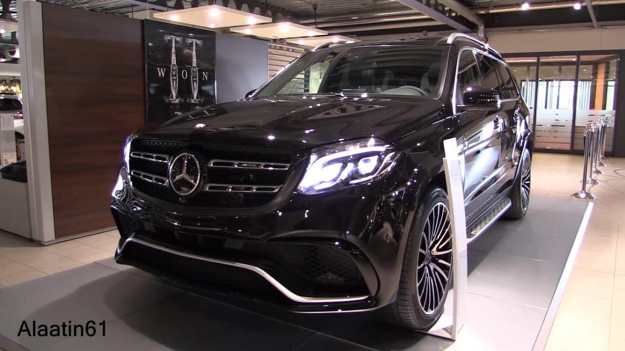 Mercedes Benz Gls63 Amg 2017 Gls Cl Start Up Full In Depth Review Interior Exterior