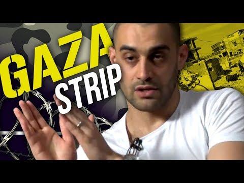 GAZA IS AN OPEN AIR PRISON  - Lowkey