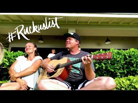 Turtle Bay Condo Singing   #RUCKUSLIST