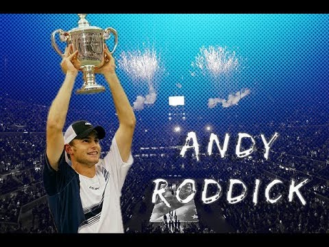 Andy Roddick ● A tastic Career Tribute ᴴᴰ