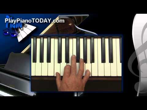 Piano Chord Inversion Secrets