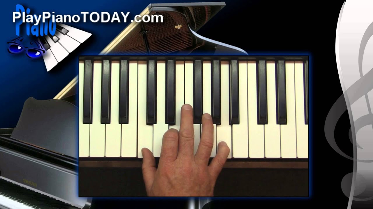 Piano chord inversion secrets youtube hexwebz Image collections