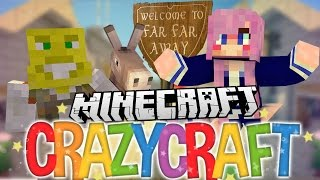 Far Far Away☾| Ep 24 | Minecraft Crazy Craft 3.0