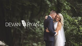 Groom Proposes Twice! | Pennsylvania Wedding Video | Rain on your wedding day