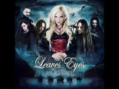 Leaves' Eyes - Landscape Of The Dead