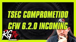 TSEC Comprometido. Camino al CFW 6.2.0