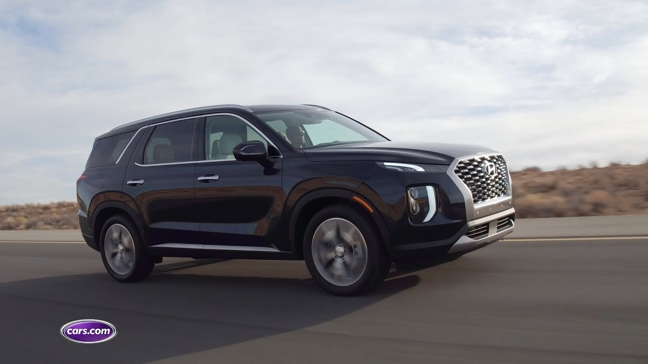2020 Hyundai Palisade First Impressions Cars Com Youtube