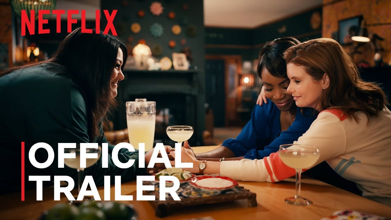 SWEET MAGNOLIAS | Official Trailer | Netflix - YouTube