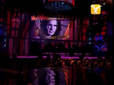 Juanes, A Dios Le Pido – La Paga – Mala Gente, Festival de Viña 2009