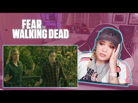 "Fear The Walking Dead Season 4 Episode 2 ""Another Day in the Diamond"" REACTION!"