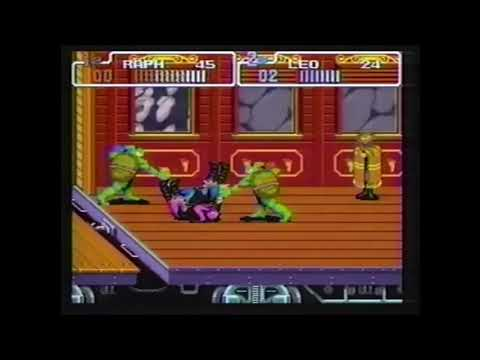 TMNT: Turtles in Time and Hyper Stone Heist Commercial
