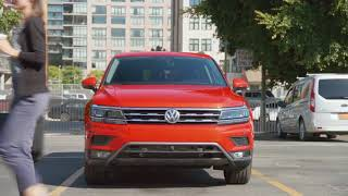 "The all new Volkswagen Tiguan ""Top of the Food Chain"" Commercial 30 seconds"