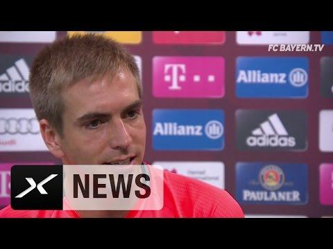 Philipp Lahm: Bei Carlo Ancelotti nicht mehr nur Ballbesitz   FC Bayern München