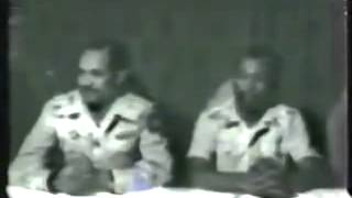 Ethiopian Political History 1970's