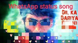 Dil Ka Dariya Mein Hi Gaya DJ mix song WhatsApp status