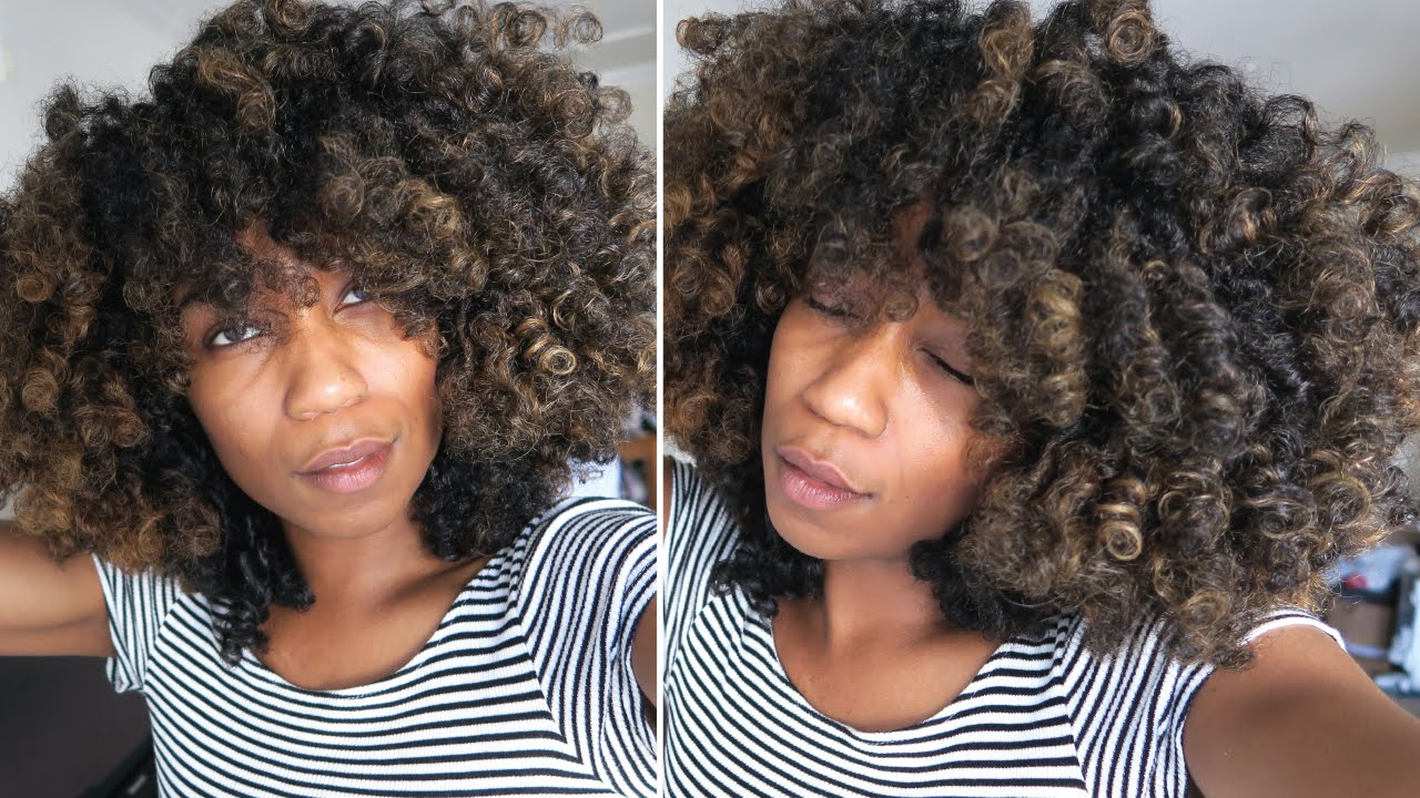 Big Hair Don T Care Deconstructed Flexi Rod Set Curly Natural Hairstyle Naptural85 Naptural85