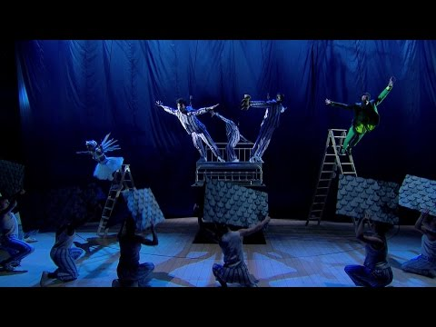 National Theatre Live: Peter Pan | Trailer