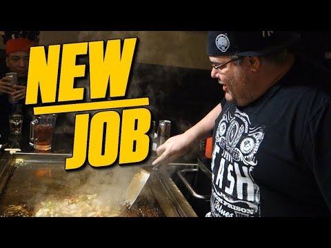 I'VE GOT A NEW JOB! (GOODBYE YOUTUBE)