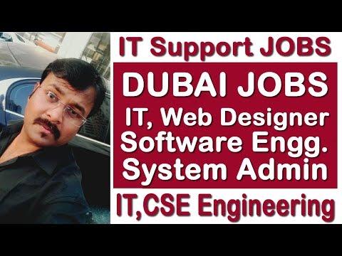 IT JOBS IN DUBAI, SOFTWARE, HARDWARE, WEB DESIGNER, IT SUPPORT | HINDI URDU | TECH GURU DUBAI JOB