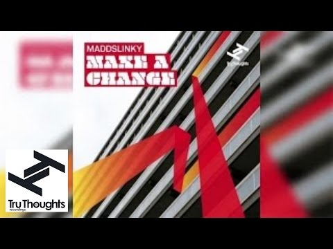 Maddslinky - Make a Change (Full Album Stream)