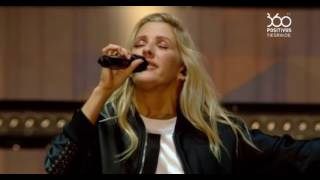 Ellie Goulding - Holding Of For Life (Positivus 2017 live)