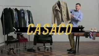 ROUPA DE HOMEM - CASACO