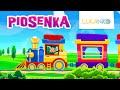 Jedzie pociąg z daleka - polska piosenka dla dzieci