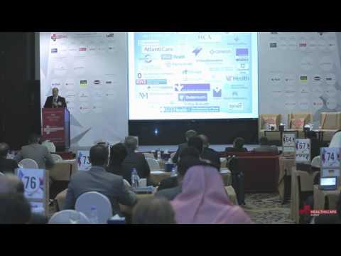 4th Edition Healthscape GCC 2016 Presentation By David Stuart, Managing Director,