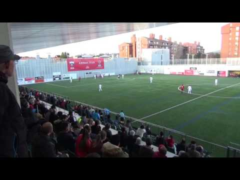 Temp. 16/17. Resumen Arenas Club 3 - 1 Albacete Balompié