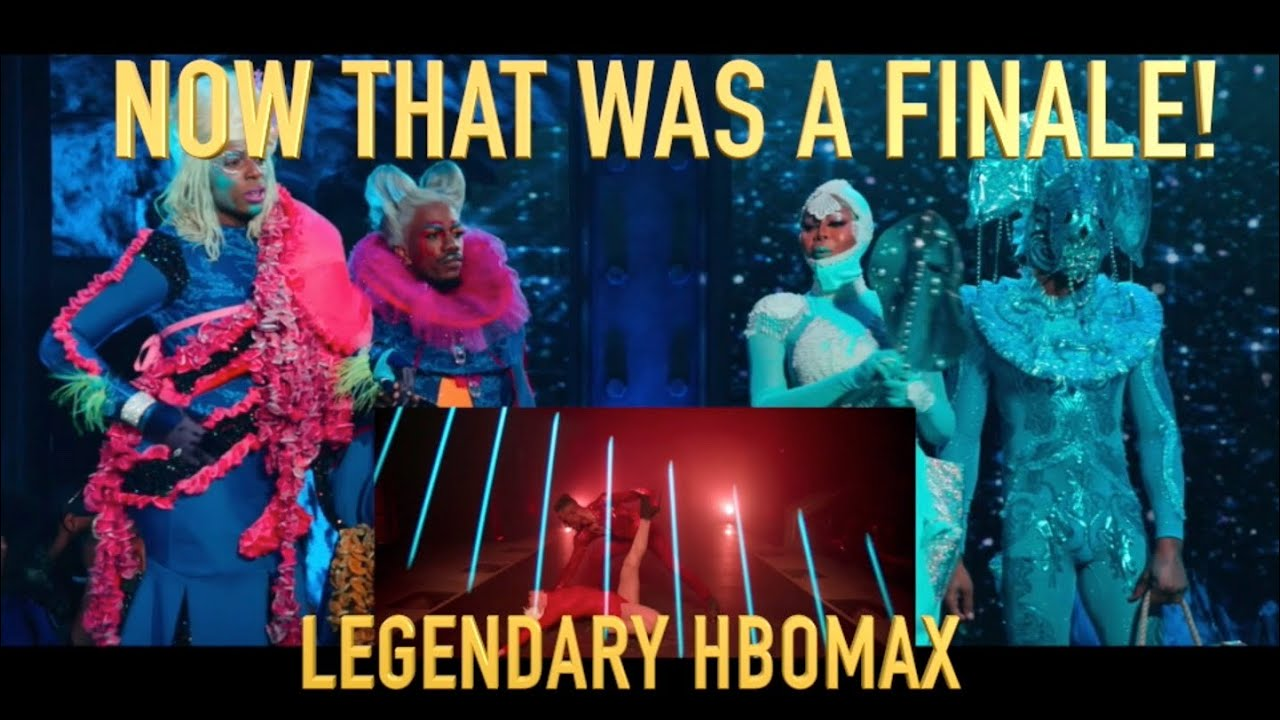Legendary on HBO MAX - Ep. 8 & 9 Finale - Reaction Video