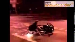 오토바이 일찐의 최후!