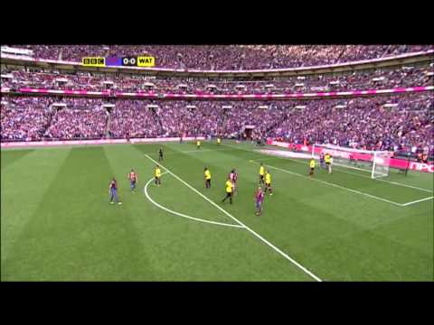 2013 Championship Play-Off Final - Crystal Palace 1-0 Watford