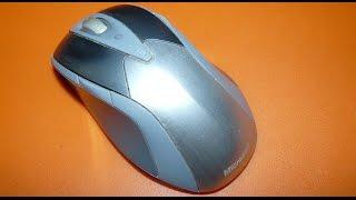 Как починить кнопку мышки