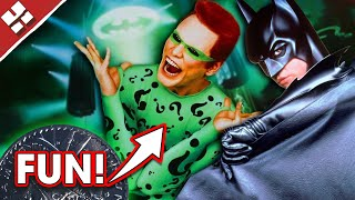 Batman Forever Is Fun! - Talking About Tapes