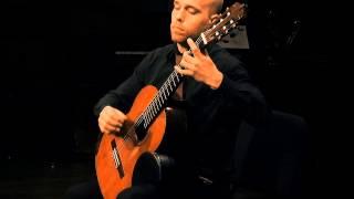 Steve Cowan  -  Piece pour guitare (Claude Vivier)